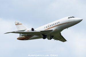 Religare Aviation Dassault Falcon 2000 VT-RV