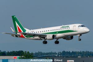 Alitalia CityLiner Embraer 175 EI-RDH