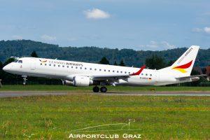 German Airways Embraer 190 D-AZFA