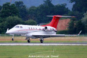 GEMU Embraer 505 Phenom 300 D-CFMI