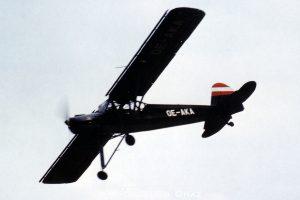 Fieseler Fi156C-3 Storch OE-AKA