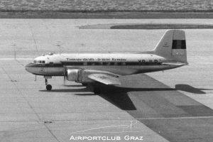 TAROM Ilyushin Il-14P YR-ILB