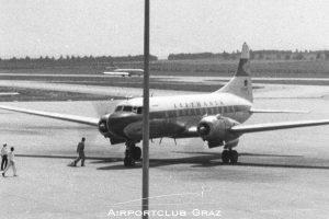 Lufthansa Convair