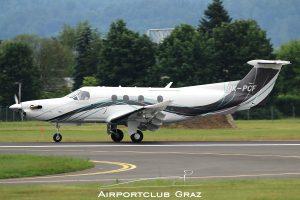 OK Aviation Wings Pilatus PC-12/47E OK-PCF