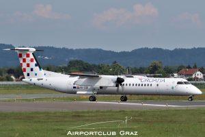 Croatia Airlines Q400 9A-CQB