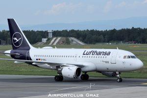 Lufthansa Airbus A319-114 D-AILL