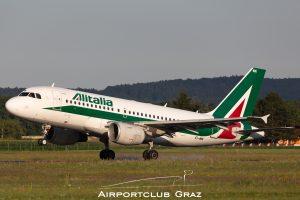 Alitalia Airbus A319-111 EI-IMN