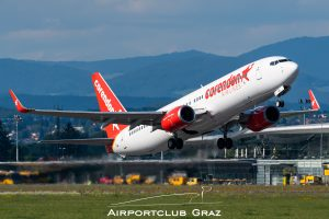 Corendon Airlines Europe Boeing 737-8FH 9H-TJB