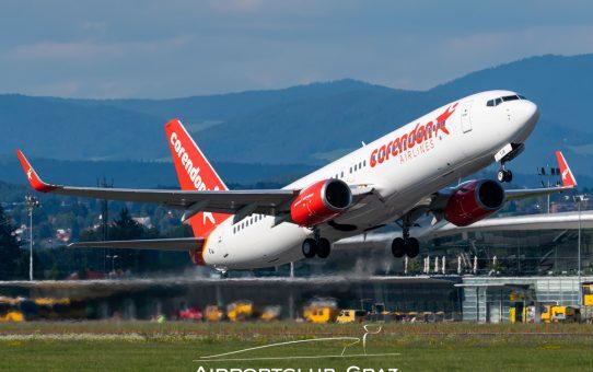 Mit Corendon Airlines nach Heraklion und Rhodos