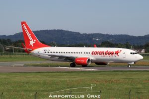 Corendon Airlines Europe Boeing 737-86N 9H-TJC