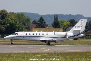 Eisele Flugdienst Cessna 680 Citation Sovereign D-CBAY