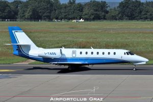 CGR SpA Cessna 680 Citation Sovereign I-TAOS