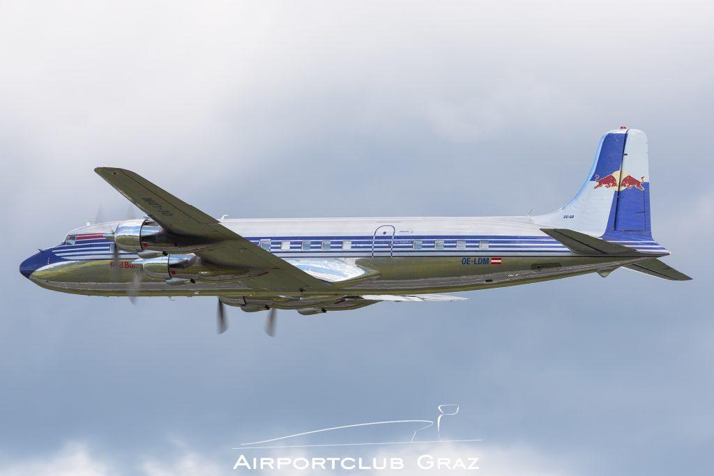The Flying Bulls Douglas DC-6B OE-LDM
