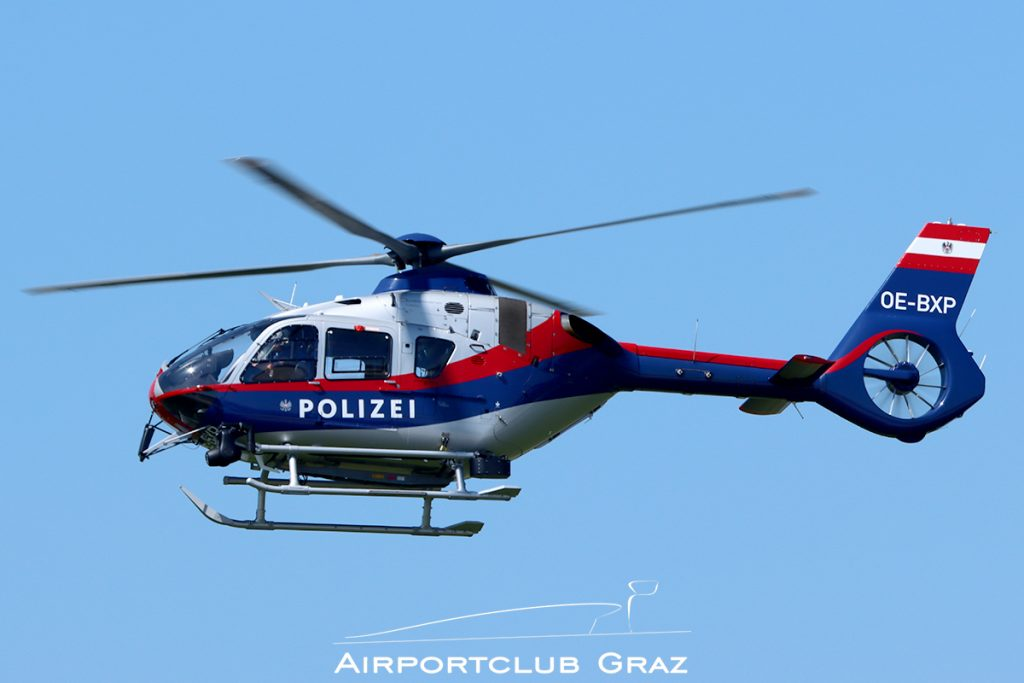 Polizei Airbus Helicopters H135 OE-BXP