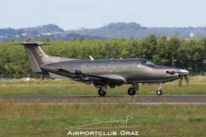 Affinity Aviation Pilatus PC-12/47E D-FQDP