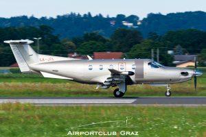 Jetfly Aviation Pilatus PC-12/47E LX-JFA