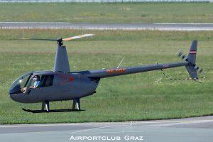 Heli Austrina Robinson R44 Cadet OE-XOX