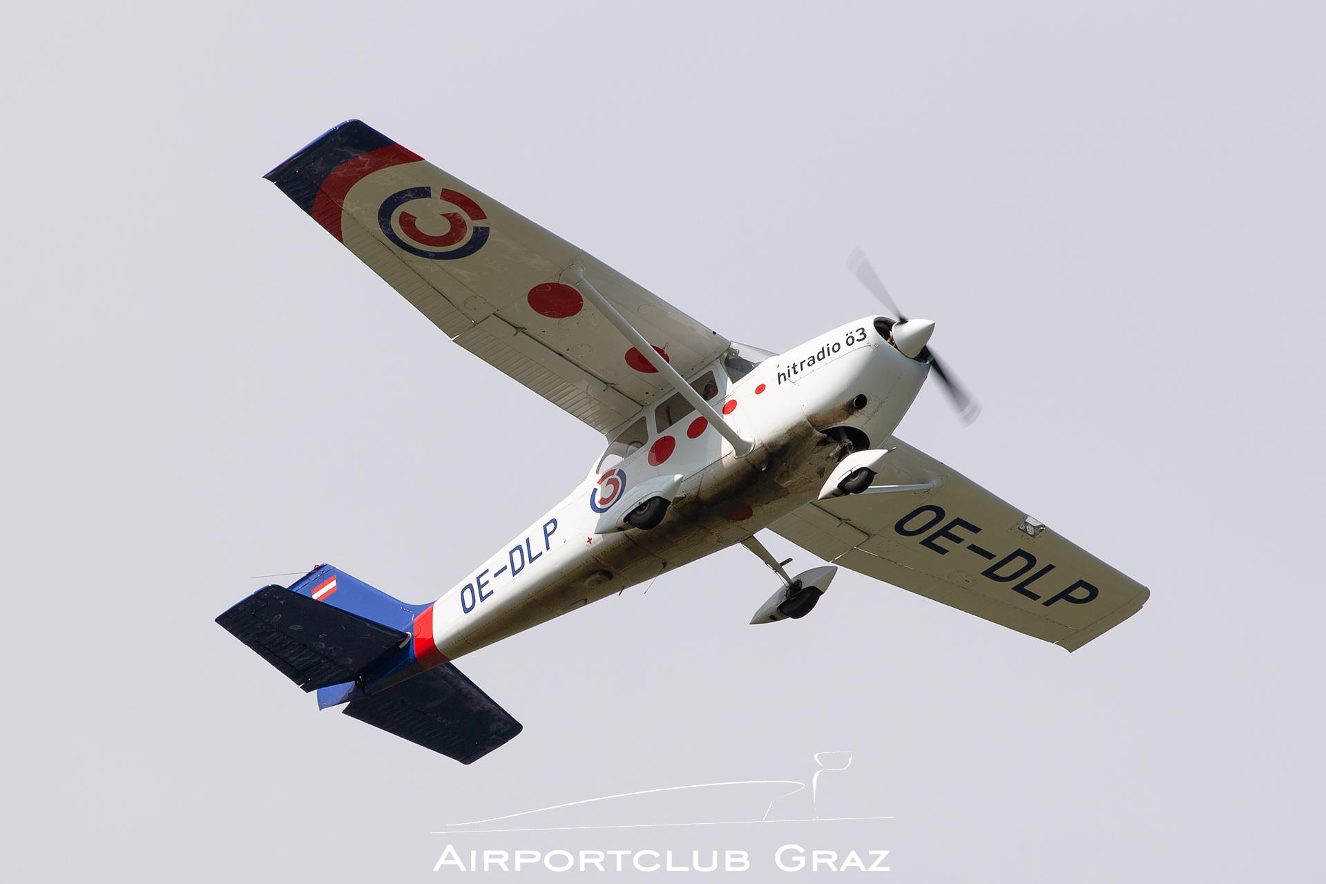 Fliegergruppe Wien Cessna FR172G Rocket OE-DLG