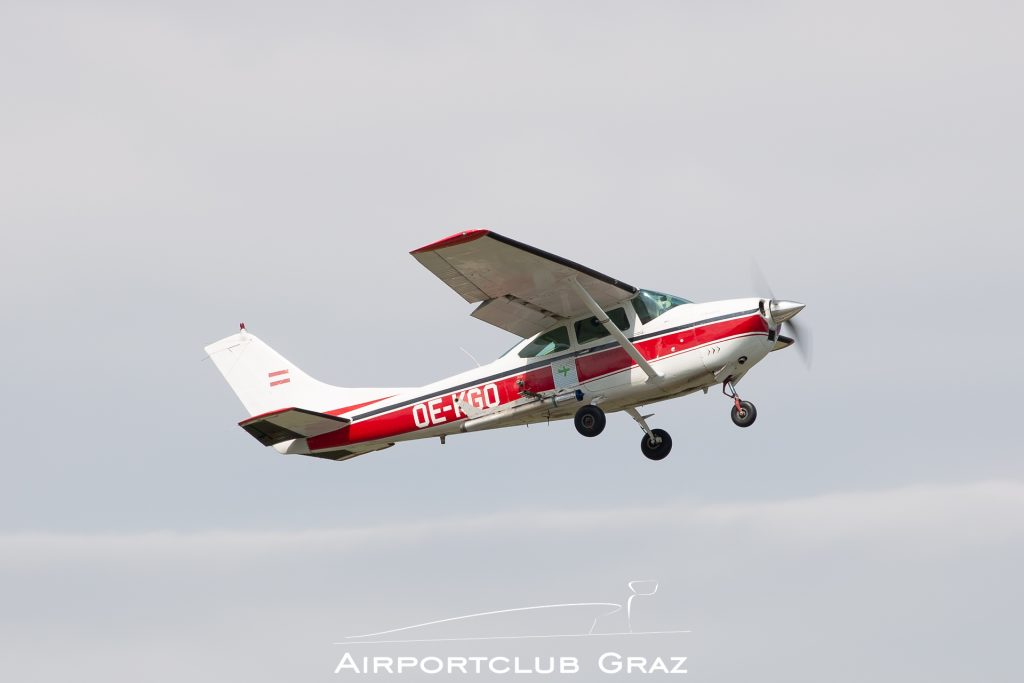 Steirische Hagelabwehr Cessna 182H Skylane OE-KGO