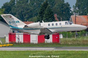 Eisele Flugdienst Cessna 525 CitationJet 1 D-ITAN