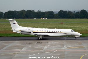 MJet Embraer ERJ-135BJ Legacy 600 OE-LLG