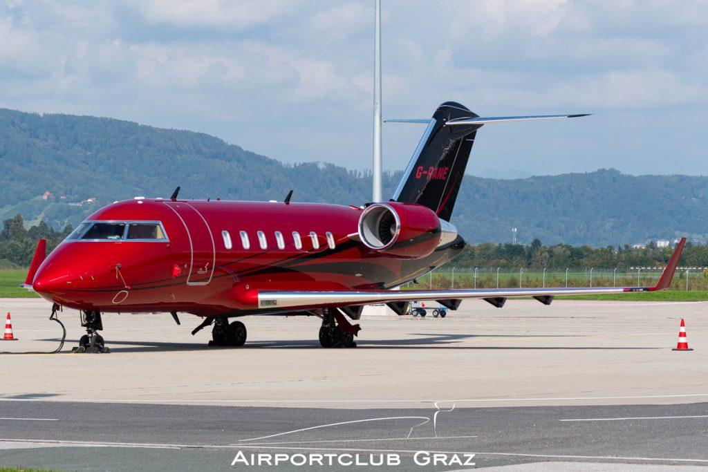 Saxon Air Bombardier CL-600-2B16 Challenger 605 G-RANE