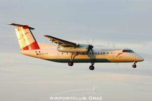 Austrian Arrows Dash 8-314B OE-LTI