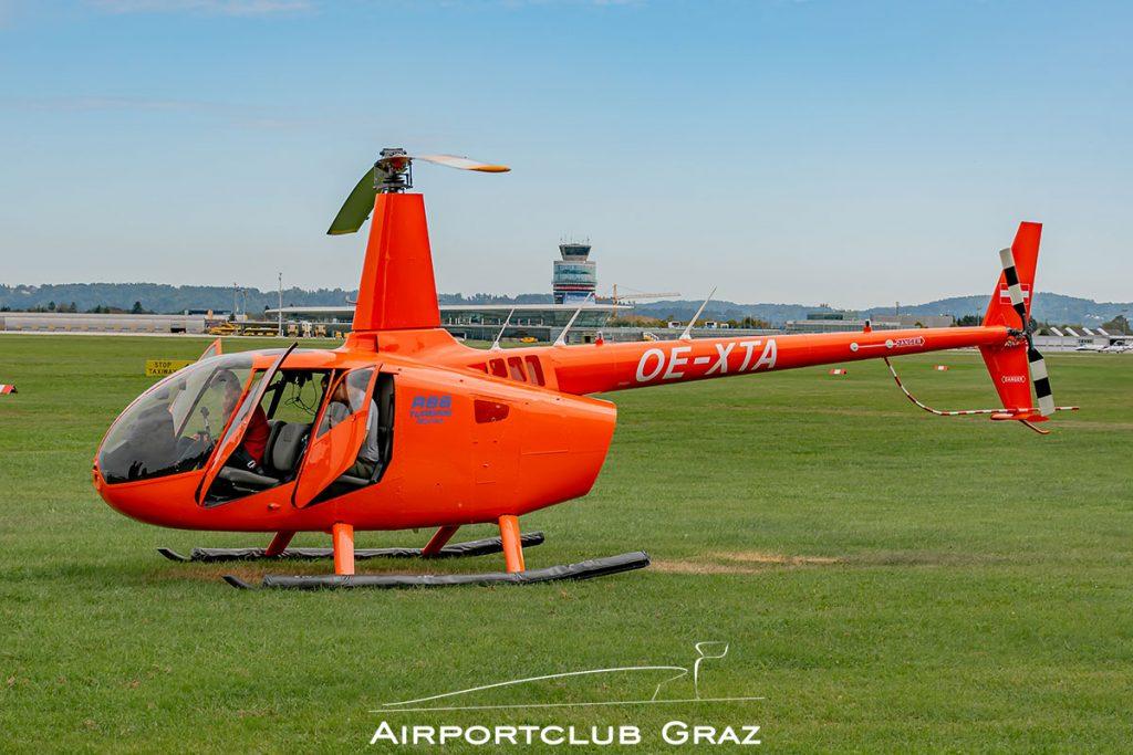 Bigas Grup Helicopters Robinson R66 Turbine OE-XTA