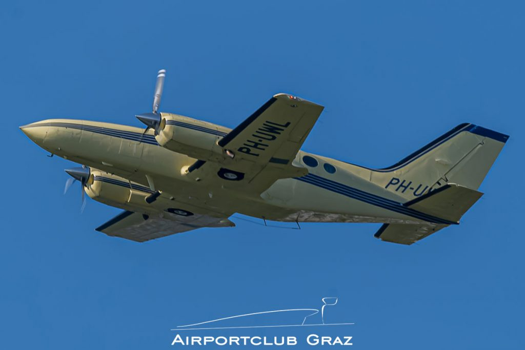 Cessna 421C PH-UWL