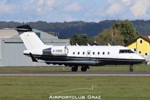 Gama Aviation Bombardier CL-600-2B16 Challenger 604 G-XONE