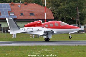 Cirrus Vision SF50 G2 T7-HGW
