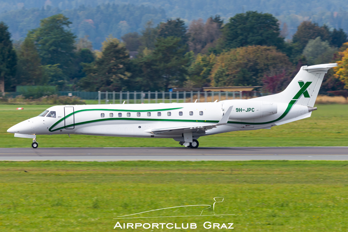 Air X Charter Embraer ERJ-135BJ Legacy 600 9H-JPC