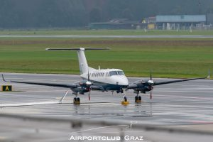 SGA AS Beechcraft B300 King Air 350 OY-CVW