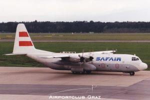 Safair Lockheed L-100-30 Hercules ZS-JIZ