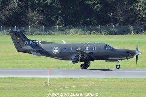 Pilatus PC-12/47E D-FOOD