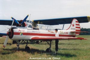 Yakovlev Yak-52 S5-DON