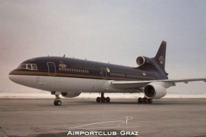 Royal Jordanian Airlines Lockheed L-1011-500 Tristar JY-HKJ