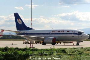 Belavia Boeing 737-5Q8 EW-251PA