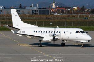 SkyTaxi Saab 340A SP-MRB