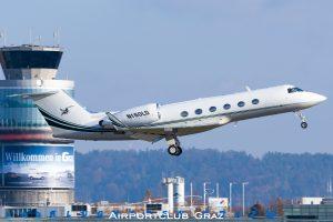 Gold Aviation Gulfstream G-IV N160LD