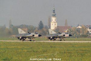 """Saab J 35OE """"Draken"""""""