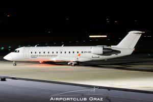 Global Reach Aviation CRJ-200 OY-CRJ