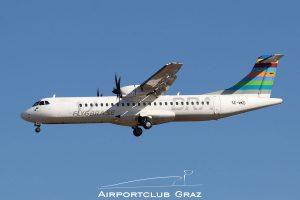 Braathens Regional Airways ATR 72-600 SE-MKD