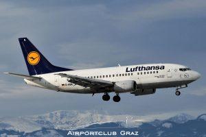 Lufthansa Boeing 737-530 D-ABIL