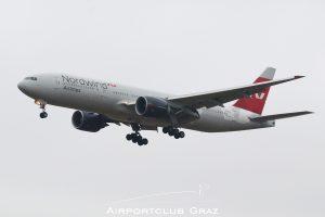 Nordwind Airlines Boeing 777-2Q8(ER) VP-BJG