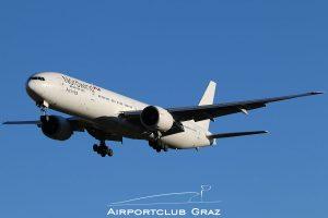 Nordwind Airlines Boeing 777-35EER VP-BJO