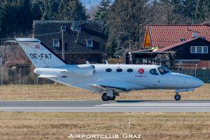 GlobeAir Cessna 510 Citation Mustang OE-FAT