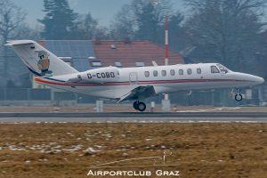 OBO Jet Charter Cessna 525B CitationJet 3 D-COBO
