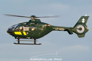 Lithuania Border Guard Eurocopter EC 135T2+ LY-HCD