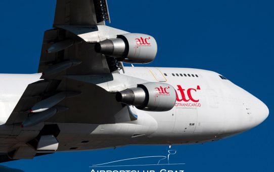 Fotostrecke: Aerotranscargo Boeing 747 ER-BBC